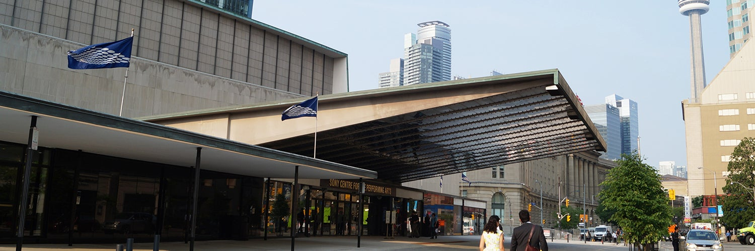 Meridian Hall (formerly Sony Centre for the Performing Arts)