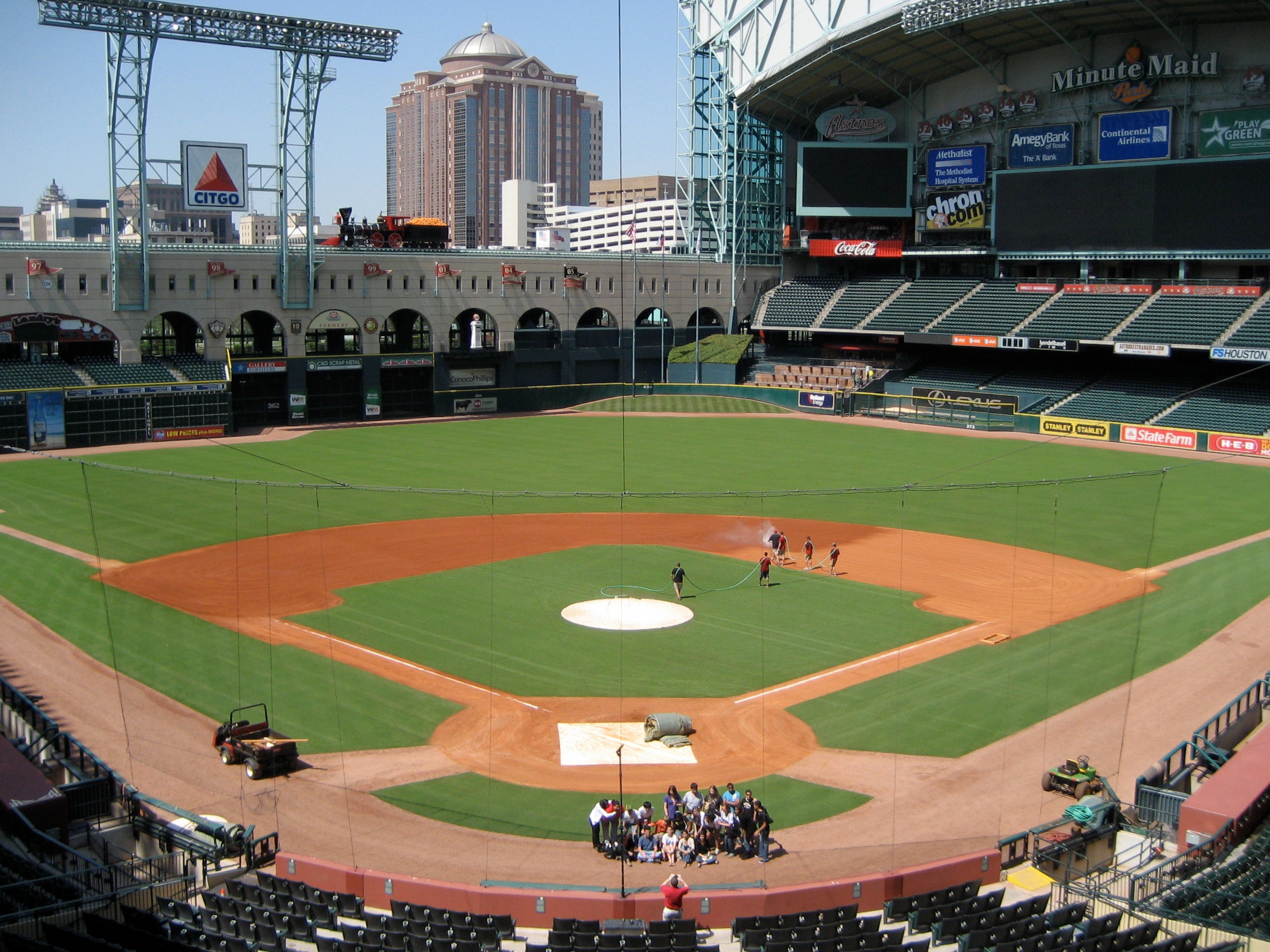 Minute Maid Park Houston Tickets Schedule Seating Chart Directions