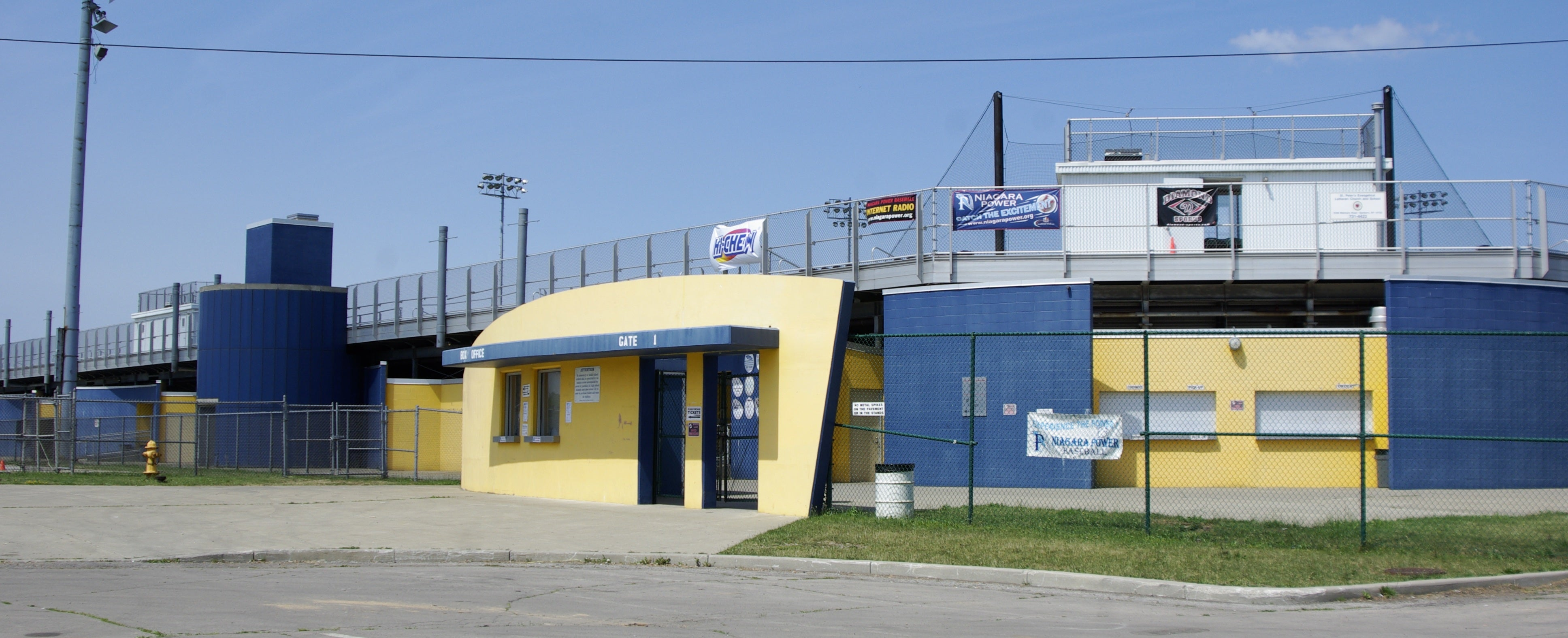 Sal Maglie Stadium