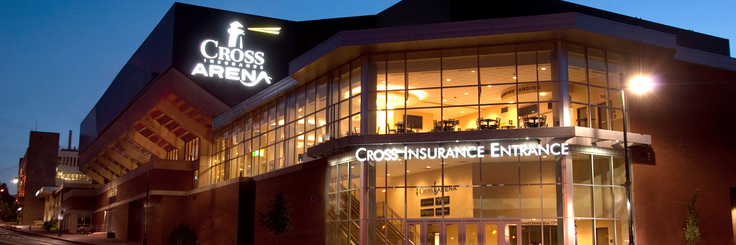 Cross Insurance Arena (Formerly Cumberland County Civic Center)
