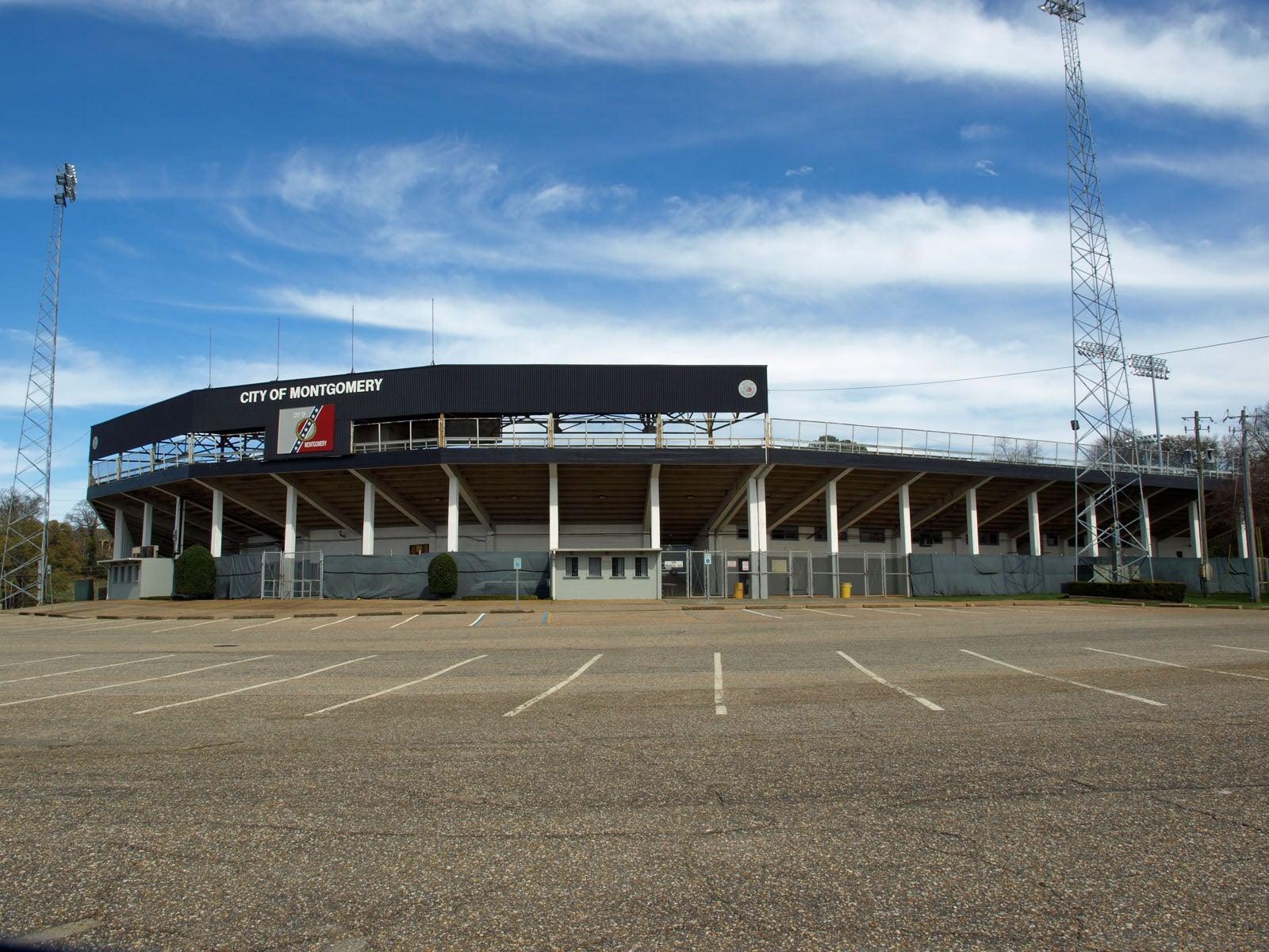 Paterson Field