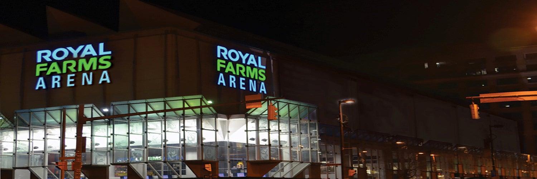 Royal Farms Arena (formerly Baltimore Arena)