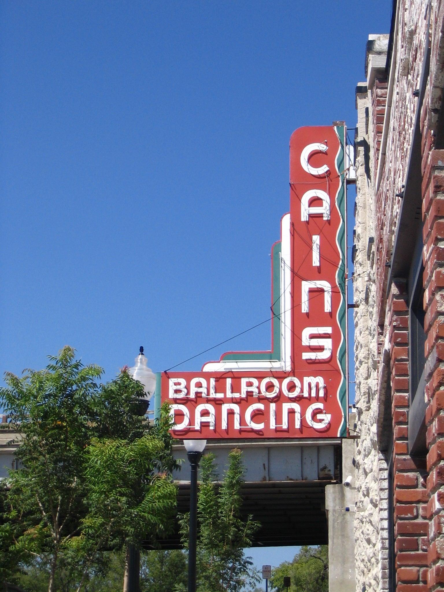 Cain's Ballroom