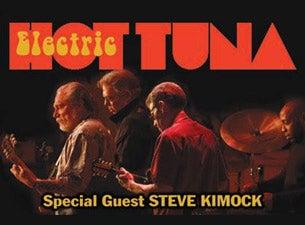 Electric Hot Tuna w/ David Bromberg
