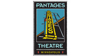 Pantages Theatre Minneapolis