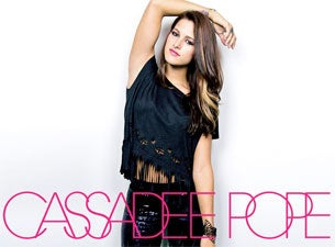 Cassadee Pope at The Theater at Hard Rock Hotel & Casino