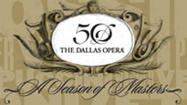 Dallas Opera w/ Barber of Seville at Winspear Opera House