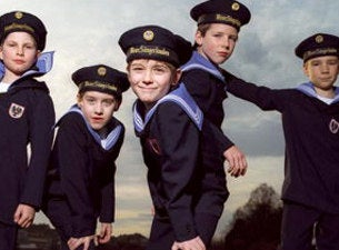 Vienna Boys Choir at Victory Theatre