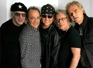 Loverboy at Von Braun Center Concert Hall