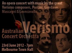 Verismo Opera - Giacomo Puccini's Turandot