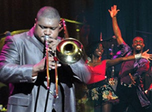 Wycliffe Gordon at Lyell B Clay Concert Theatre