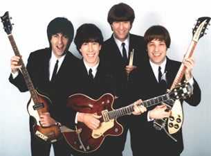 Beatlemania! tickets (Copyright © Ticketmaster)