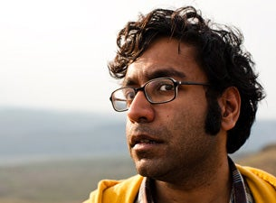 Hari Kondabolu at Kirkland Performance Center