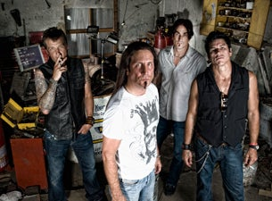 Jackyl at 8 Seconds Saloon - Indianapolis, IN 46224