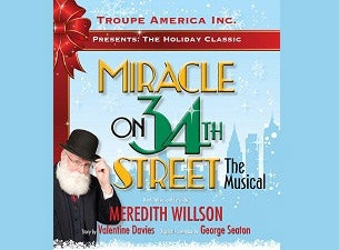 Miracle on 34th Street at Toby's Dinner Theatre
