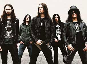 WDHA pres Slash ft. Myles Kennedy & The Conspirators: Living The Dream
