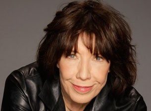 Lily Tomlin at McCallum Theatre - Palm Desert, CA 92260