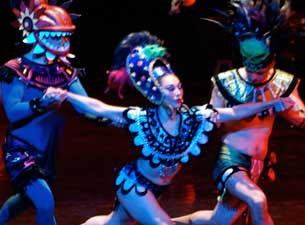 Pacifico Dance Company at Chandler Center for the Arts