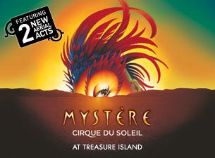 Cirque du Soleil: Mystere at Treasure Island - NV