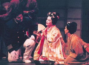 Pucinnis Madama Butterfly at Clowes Memorial Hall - Indianapolis, IN 46208