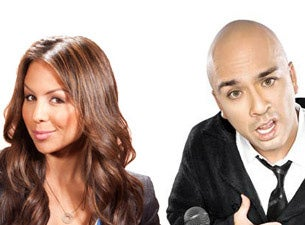 Anjelah Johnson & Jo Koy at Thunder Valley Casino Resort