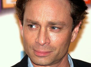 Chris Kattan at The District