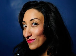 Shazia Mirza at Punch Line Comedy Club - San Francisco