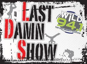 Last Damn Show at Amalie Arena