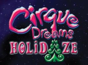 Cirque Dreams Holidaze (Touring) at Fox Theatre Detroit
