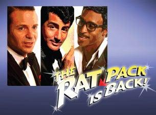 The Rat Pack Is Back at Sammy's Showroom at Harrah's Reno