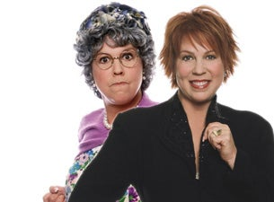 Vicki Lawrence & Mama at Lyell B Clay Concert Theatre - Morgantown, WV 26506