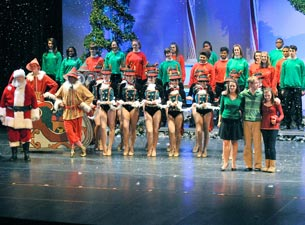 Home for the Holidays at Anderson Theatre