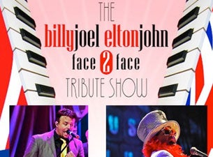 Face 2 Face - Elton John & Billy Joel Tribute