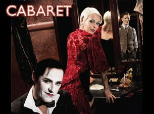Cabaret at Kennedy Center - Eisenhower Theater