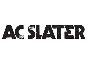 Ac Slater At HQ Nightclub Atlantic City