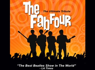 The Fab Four at Center Stage Theater