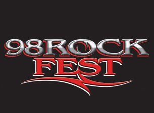 98ROCKFEST starring Shinedown with Halestorm and more