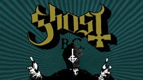 Ghost at Dr. Phillips Center - Walt Disney Theater