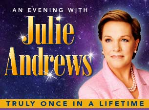 A Conversation with Julie Andrews
