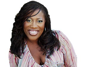 Sheryl Underwood- From the Hit CBS Daytime Talk Show the Talk