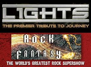 Lights - Journey Tribute