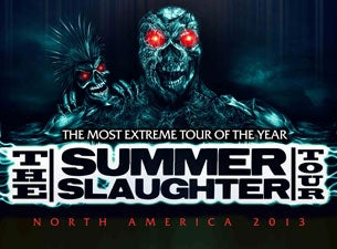 Summer Slaughter Tour at Majestic Theatre