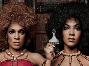 Les Nubians, Naima Shalhoub, DJ Leydis at The New Parish - Oakland, CA 94612