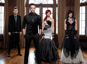 SORRY, THIS EVENT IS NO LONGER ACTIVE<br>Skillet at Saenger Theatre Mobile - Mobile, AL 36602