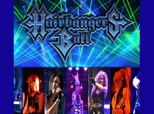 Hairbangers Ball at CD & ME Special Events & Banquets