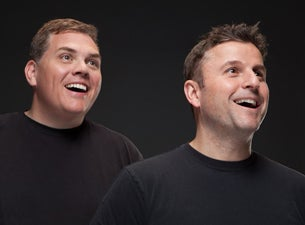 Steve Lemme and Kevin Heffernan at Cobb's Comedy Club
