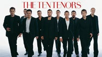 The Ten Tenors at Emens Auditorium - Muncie, IN 47306