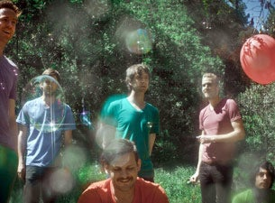 Royal Canoe, the Mosswoods at Brick and Mortar Music Hall