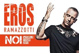 EROS RAMAZZOTTI - VITA CE N'É WORLD TOUR
