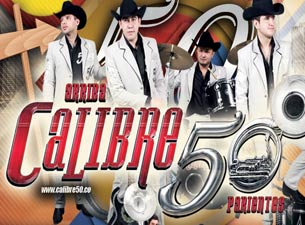 Calibre 50 at Choctaw Grand Theater